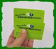 Targeta Amigo Vías Verdes