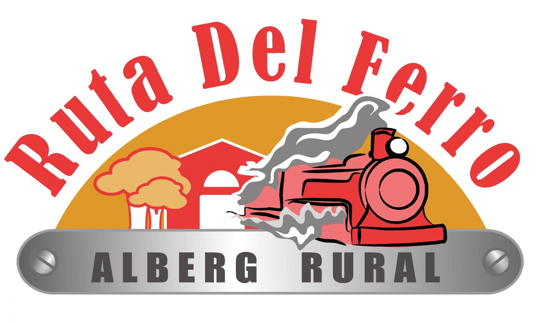 Alberg Rural Ruta del Ferro Logo