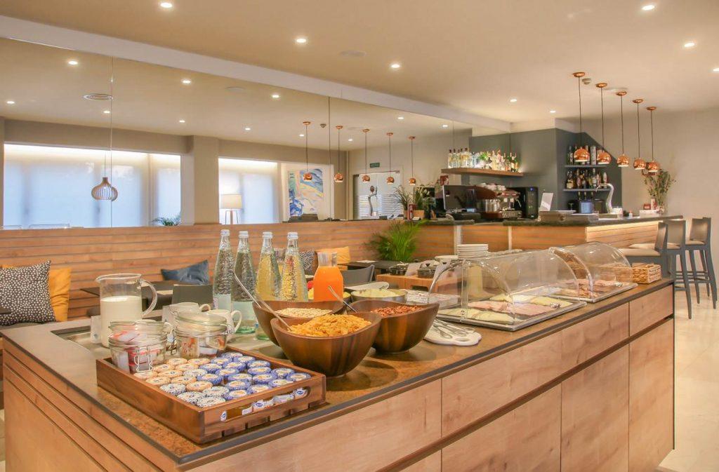 Buffet Hotel Costabella