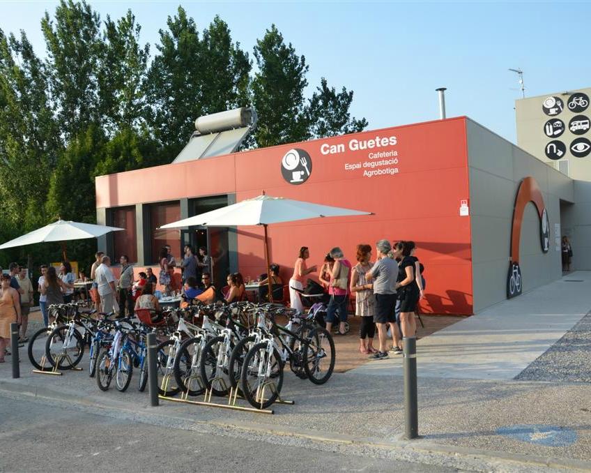 Location de Vélos - CAT Can Guetes