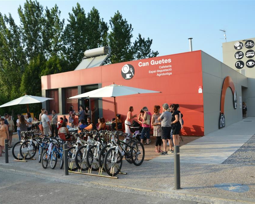 Bike Rental - CAT Can Guetes