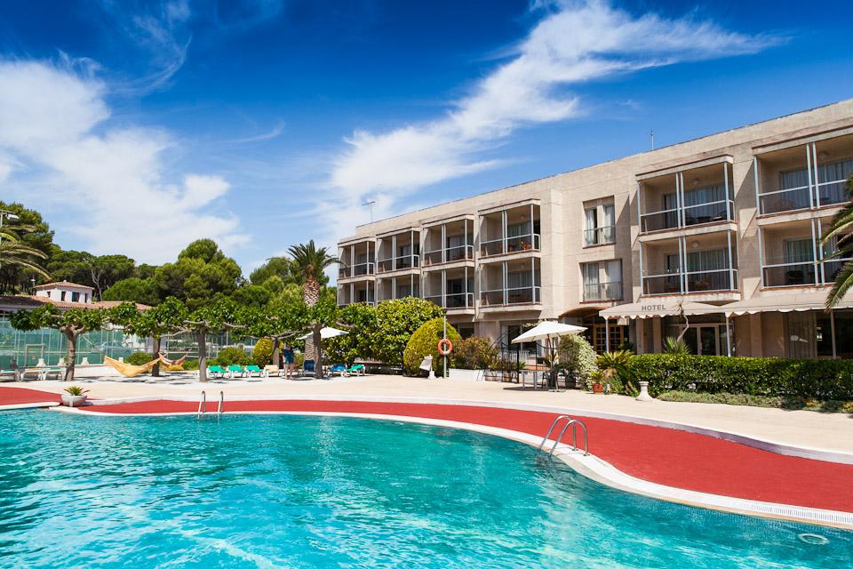 Hotel Can Miquel Piscine