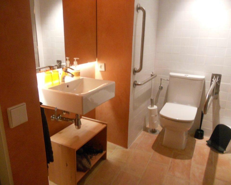 Can Bo de Pau Toilet
