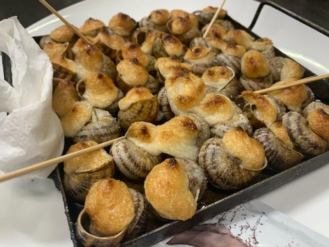 Restaurante Hostal Tarrés Patatas con Carne