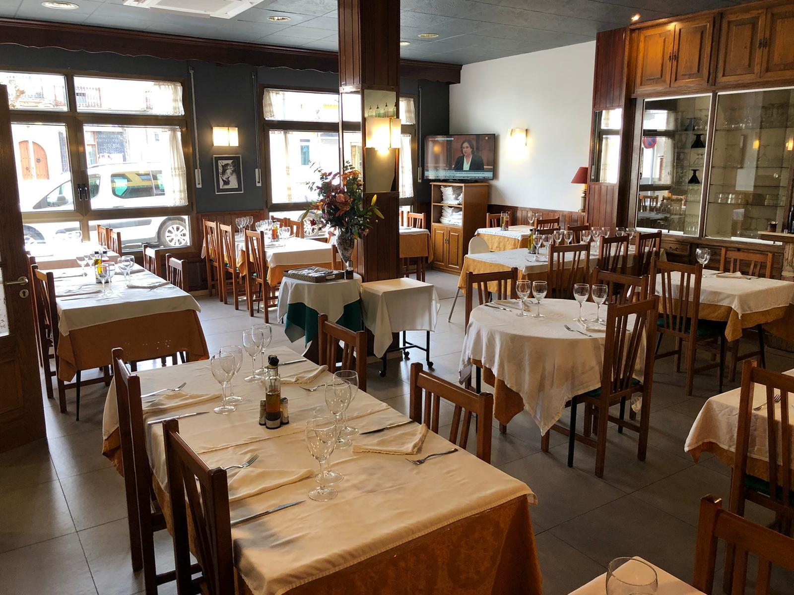 Restaurante Hostal Tarrés Bistec