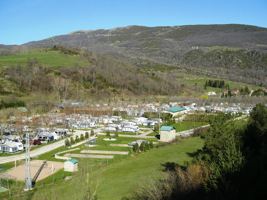 Camping Vall de Camprodon