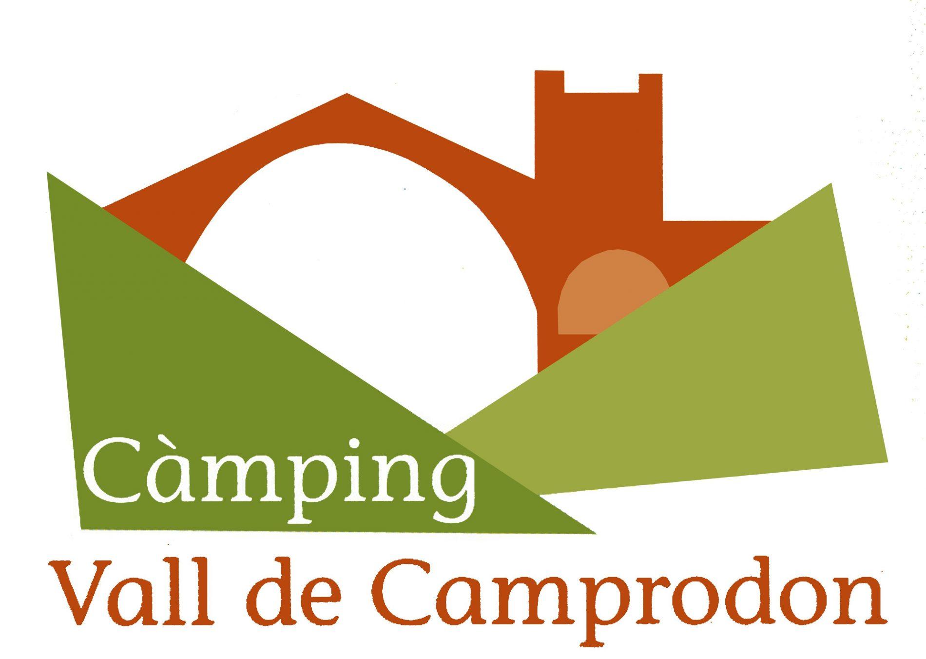 logotip camping Vall de Camprodon