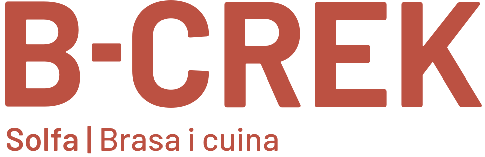 B-CREK Restaurante Logo