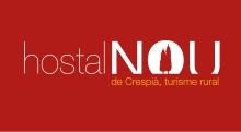 Logo Hostal Nou de Crespià