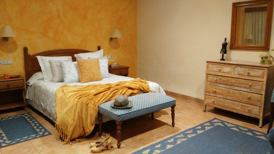 habitació Hotel Sant Joan
