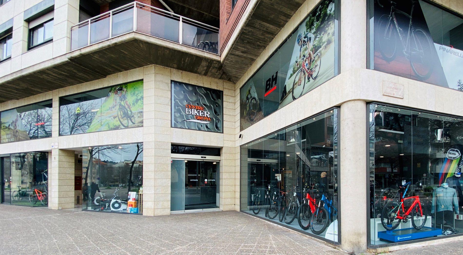 Centre Biker Interior