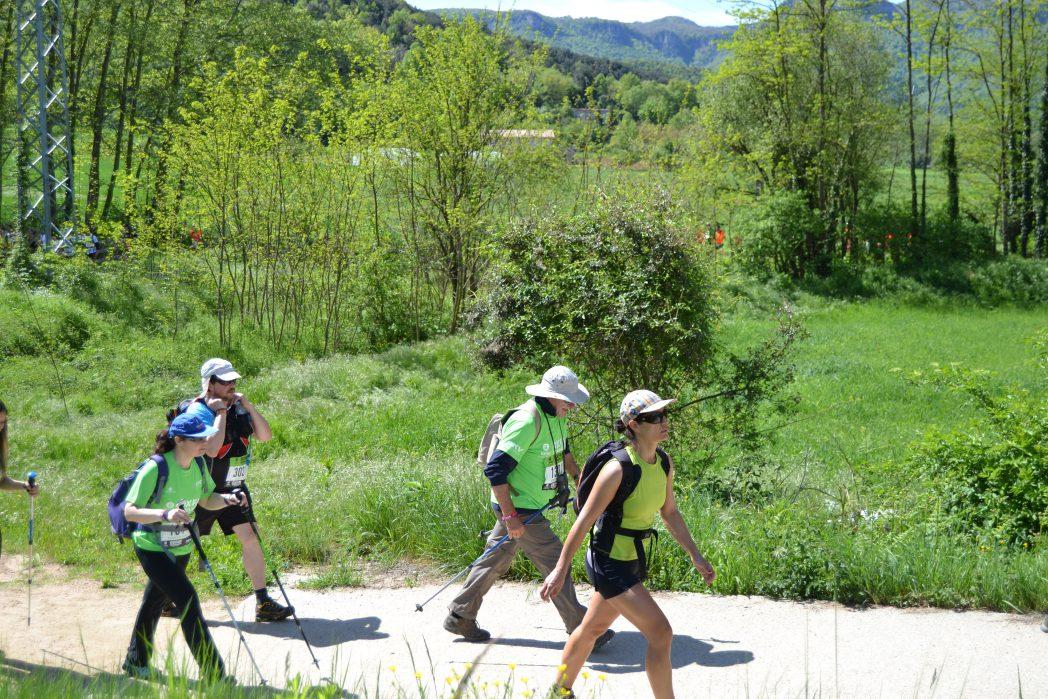 Marcher dans La Vall d'en Bas
