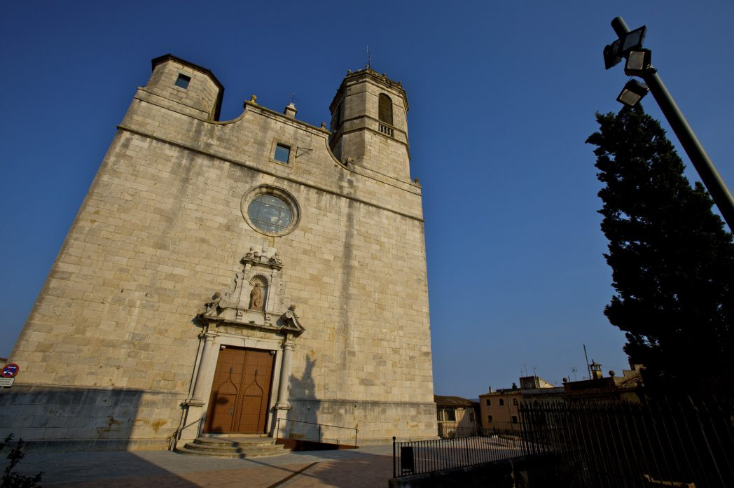 Church in Sant Feliu
