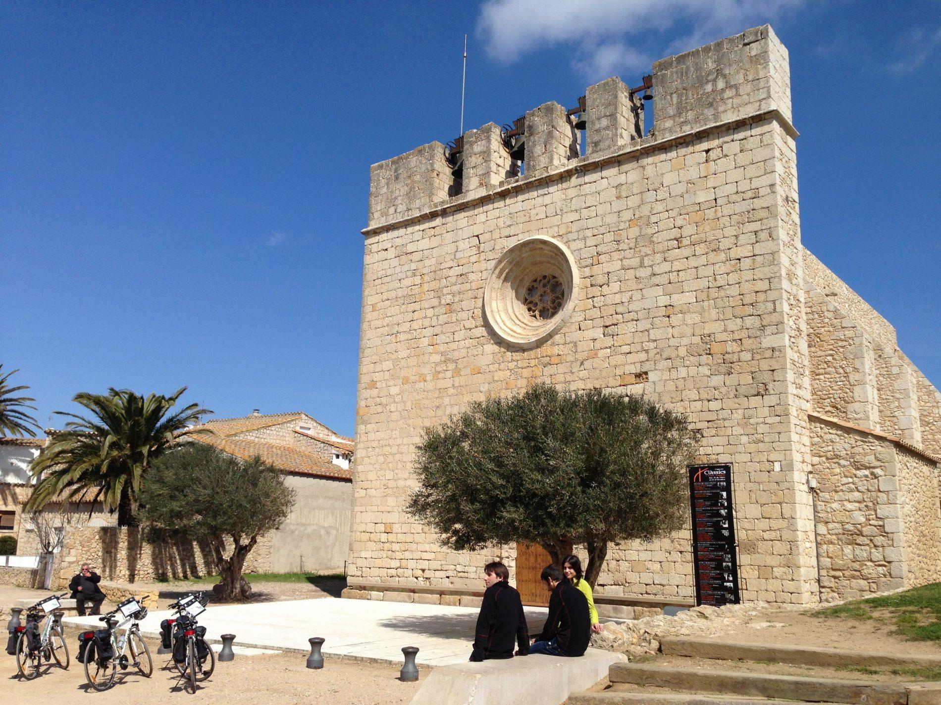 Basílica Sant Martí d'Empúries