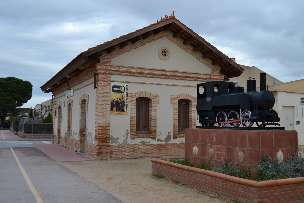 Estación de Quart, Ruta del Carrilet II