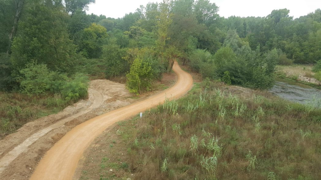 Route Girona - Sarrià de Ter