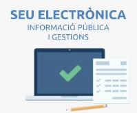 Seu electrònica. Informació pública i gestions