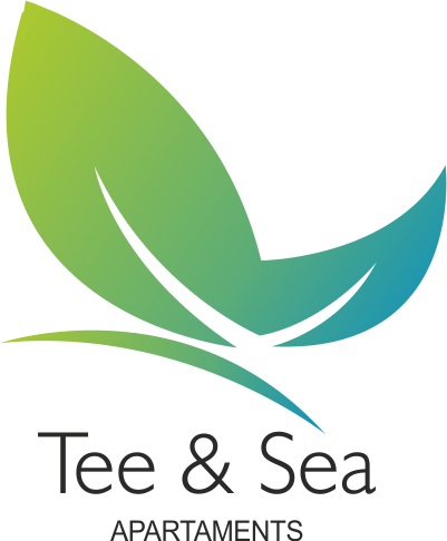 Apartments Tee & Sea Logo