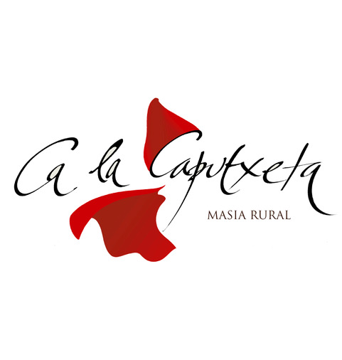 Logo Ca la Caputxeta Masia Rural