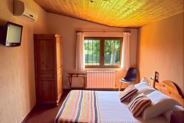 Dormitorio Ca la Caputxeta