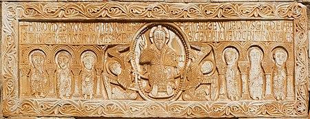 Llinda de Sant Genís de Fontanes