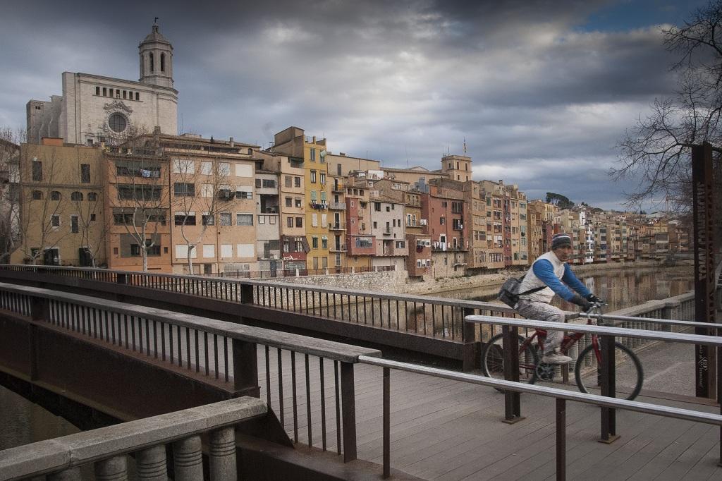 Riu Onyar de Girona