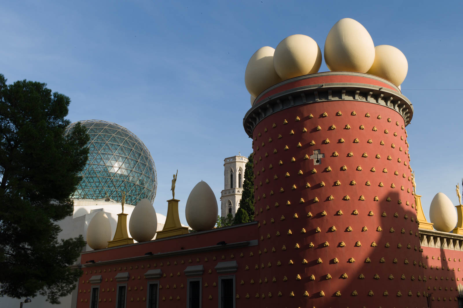 Dalí Theater-Museum in Figueres