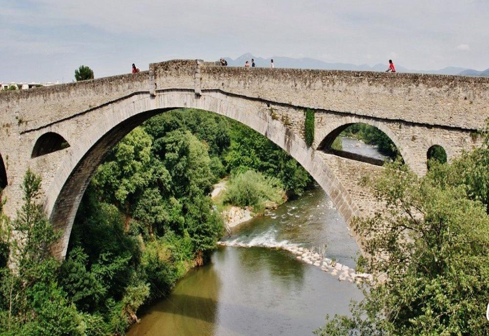 Pont del Diable, Ceret