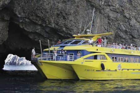 Vaixell de ruta de les Illes Medes