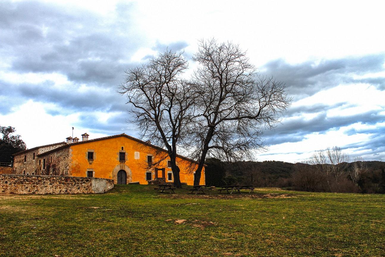 Can Vilallonga, Cassà de la Selva