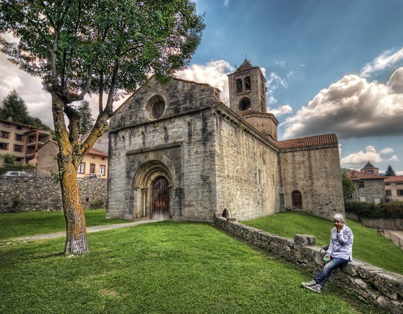 Monastère de Sant Pere