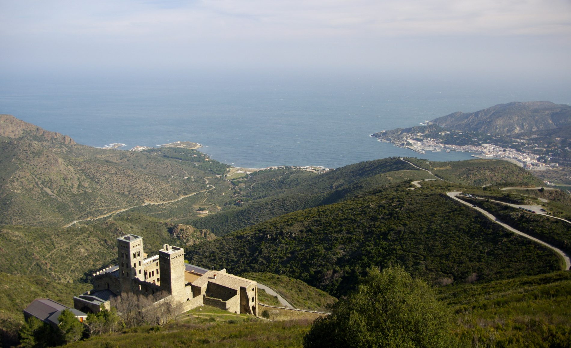 Monastery of El Port de la Selva