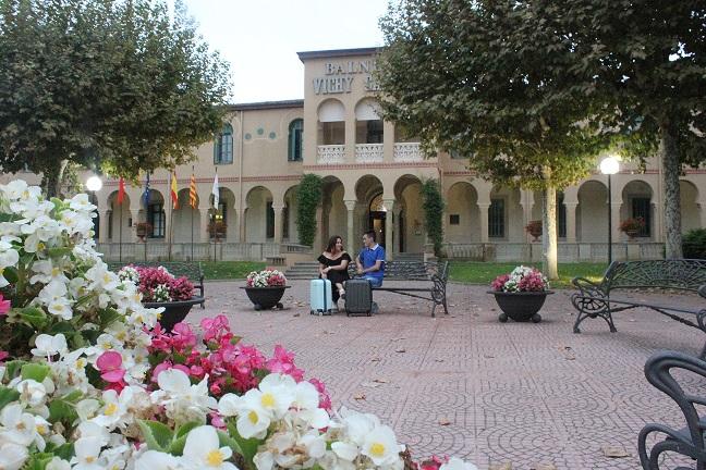 Vichy Spa, Caldes de Malavella