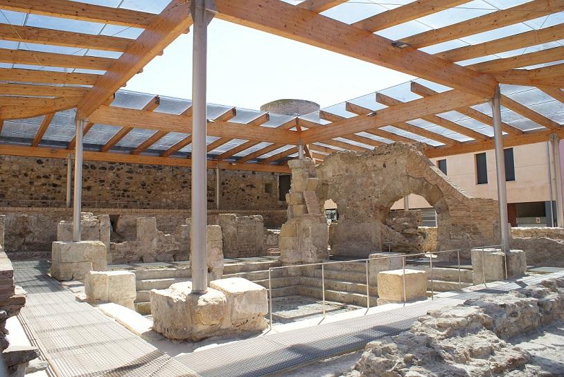 Termes Romanes Caldes de Malavella
