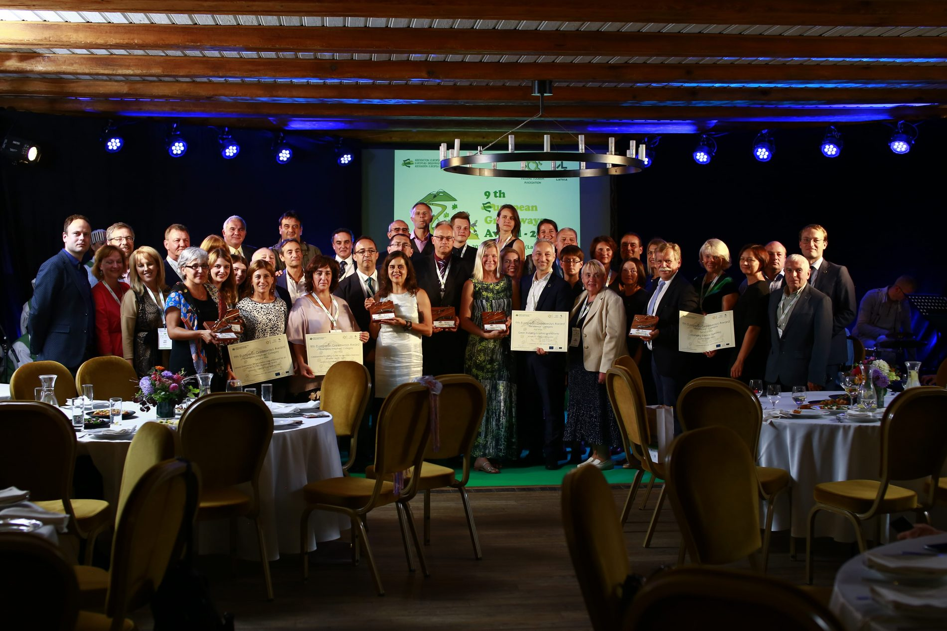 European Greenways Awards 2019