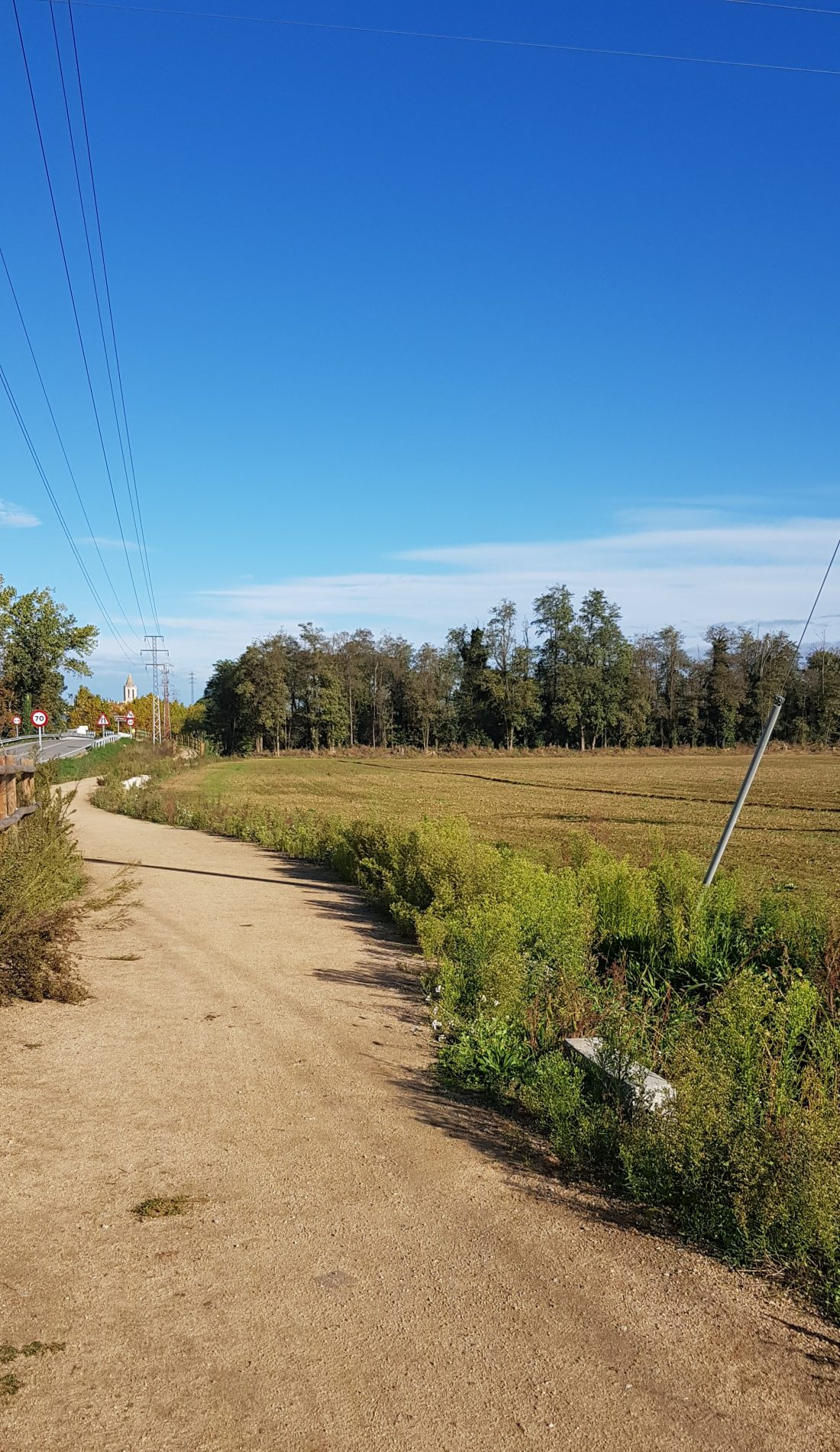 ruta Fornells - Campllong