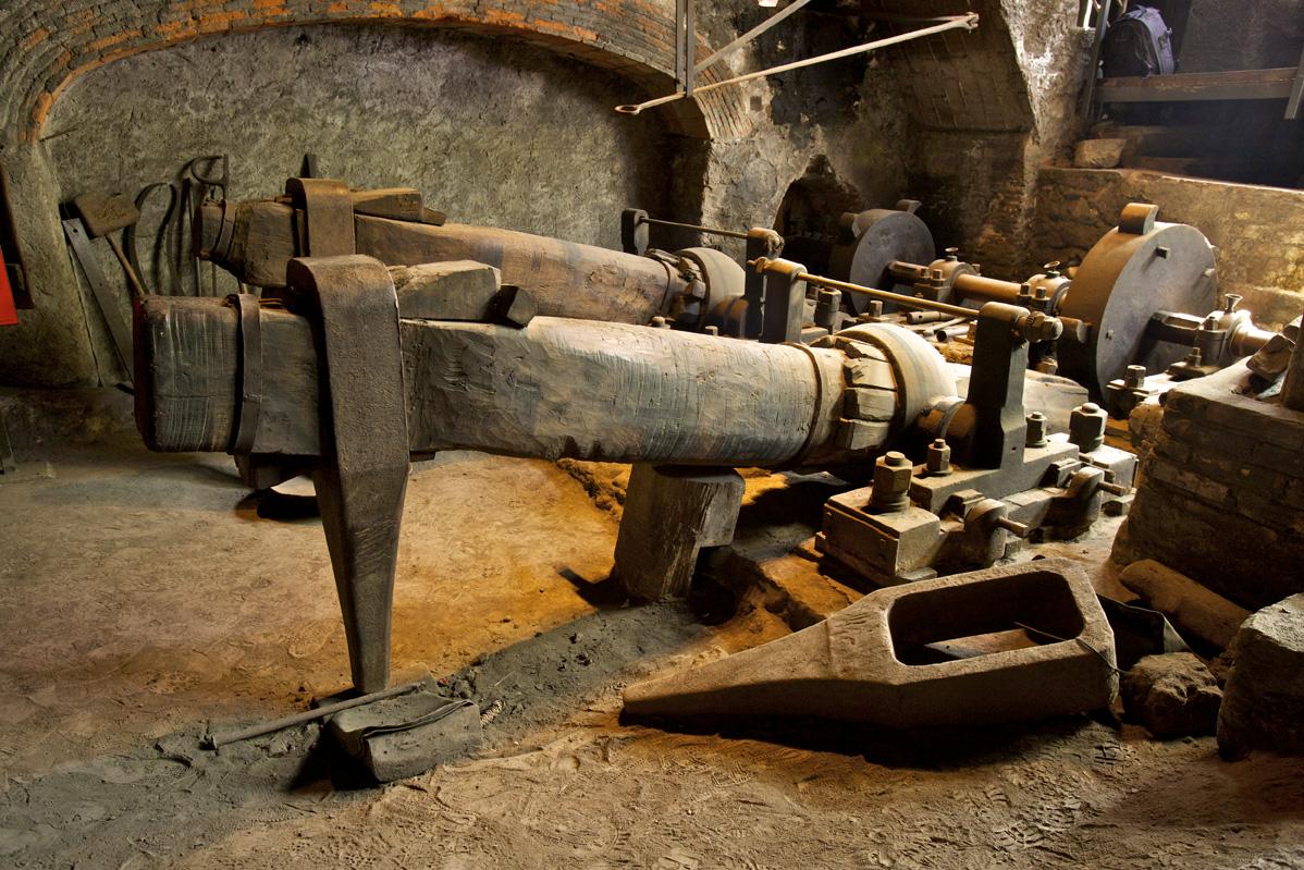 Forge Palau Ripoll