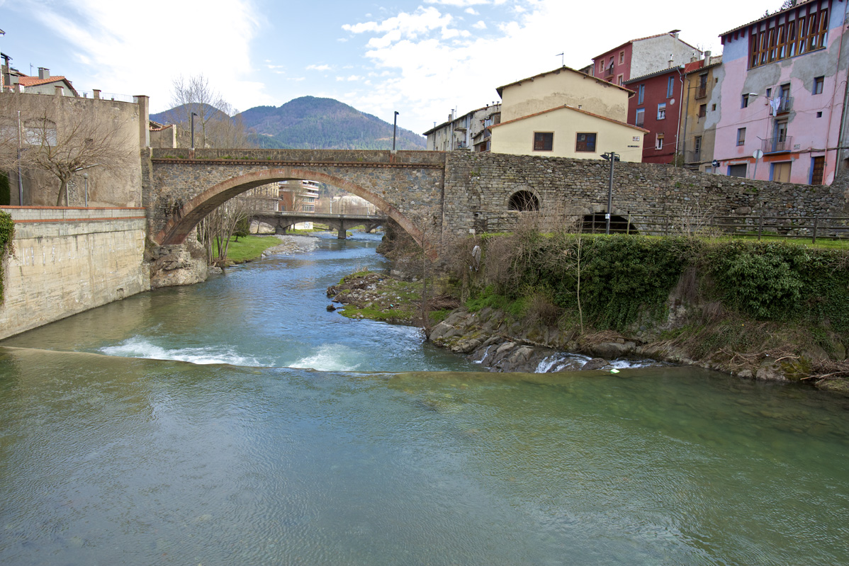 Pont del Raval Ripoll