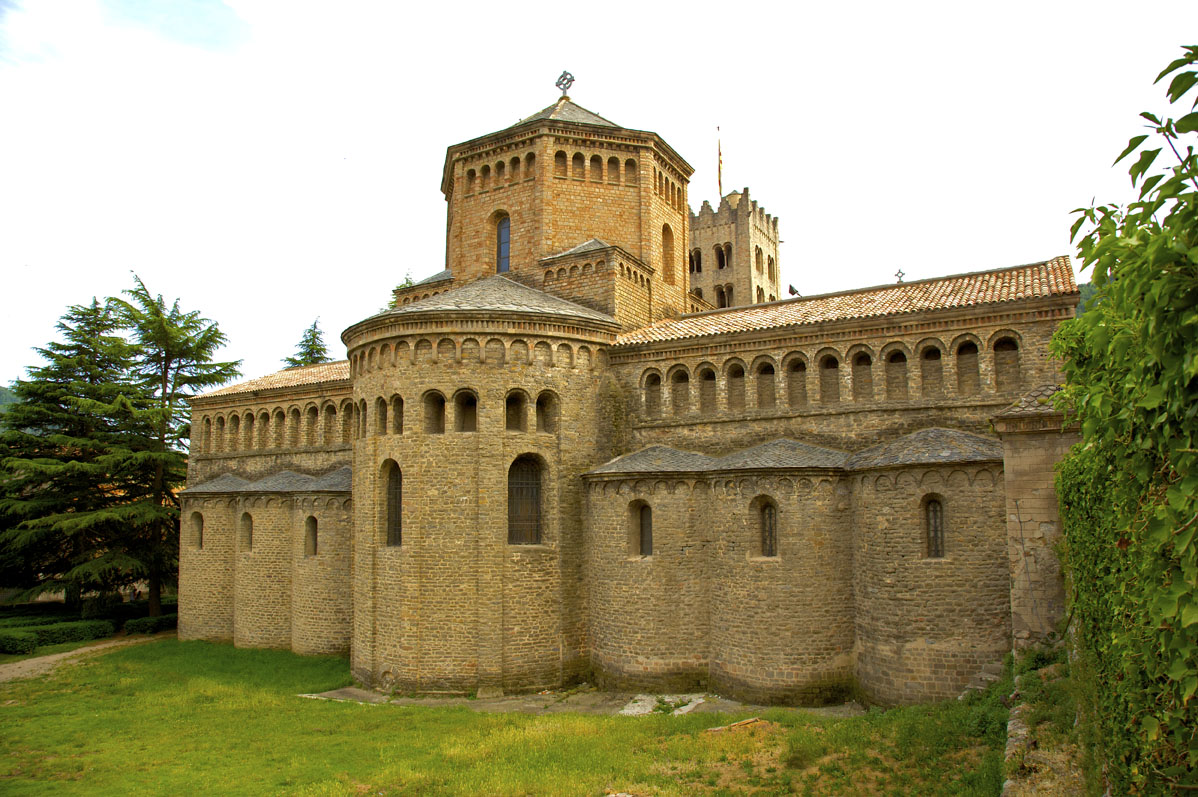 Santa Maria of Ripoll Monastery