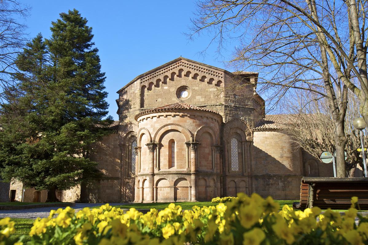 Monastère de Sant Joan de les Abadesses