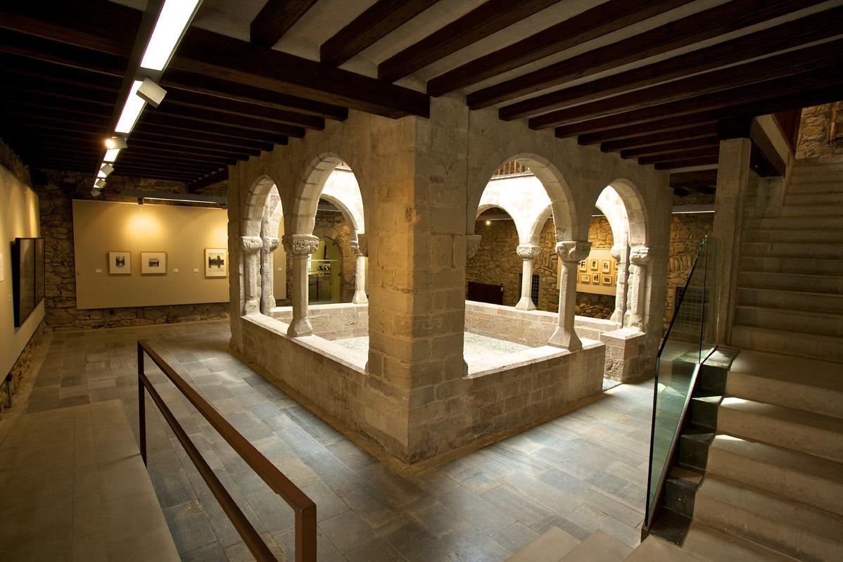 Palais abbatial de Sant Joan de les Abadesses