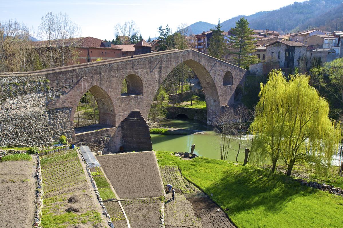 Vieux pont Sant Joan de les Abadesses