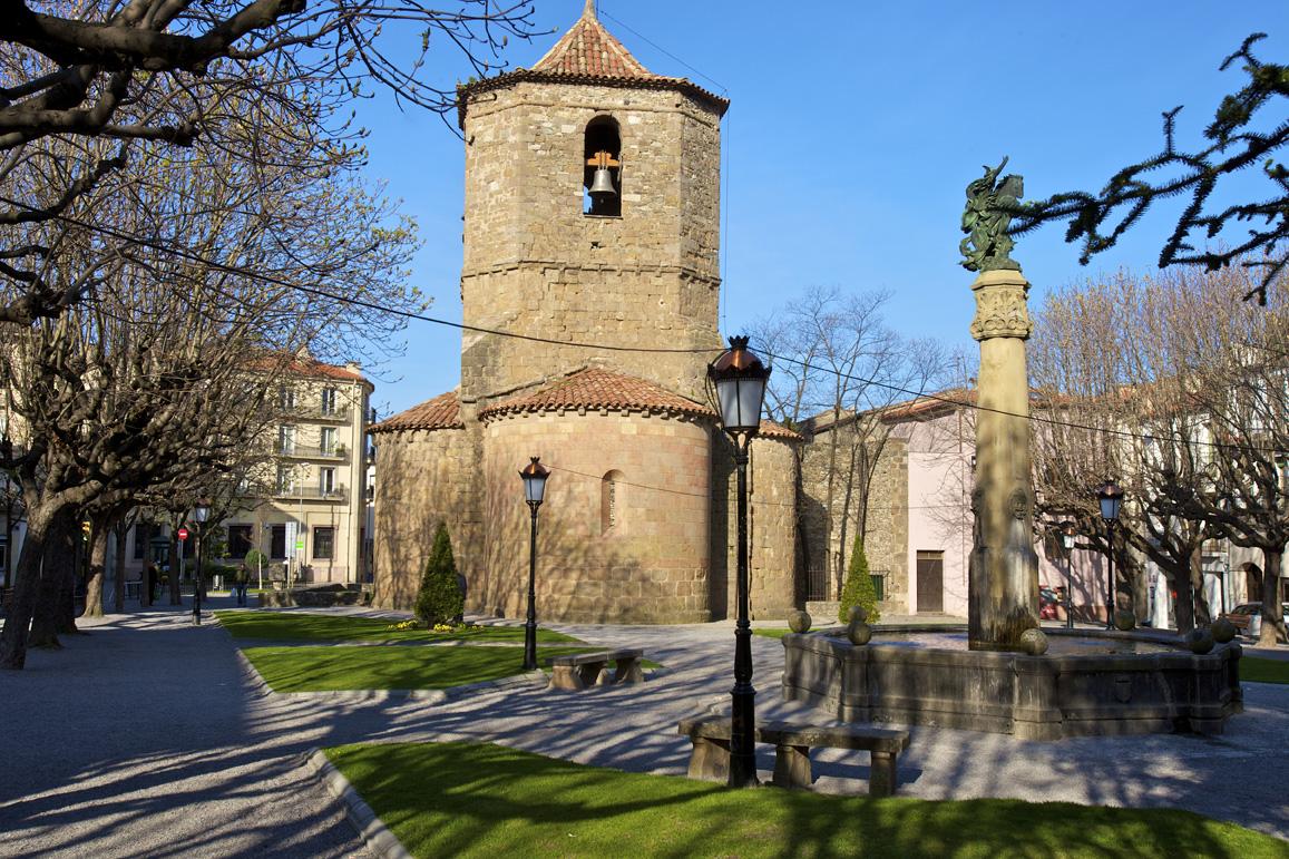 Église Sant Joan de les Abadesses