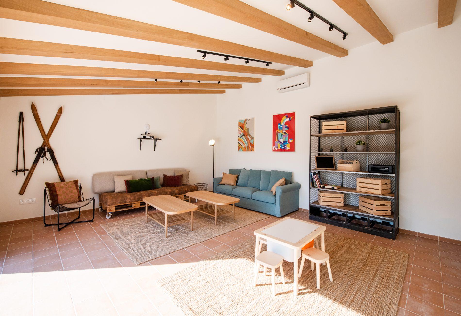Interior La Piconera