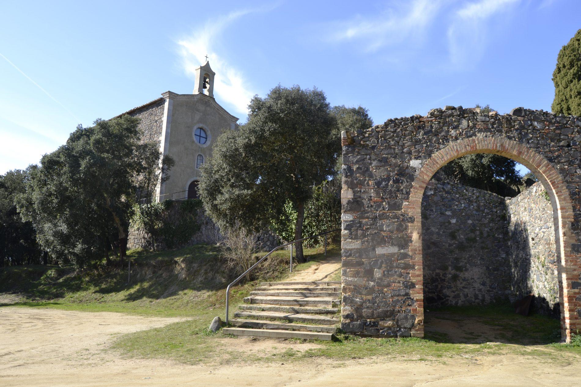 Puig i ermita de Sant Maurici
