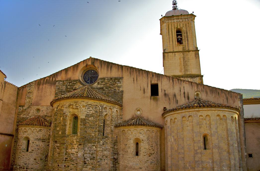 monastère Santa Maria d'Amer