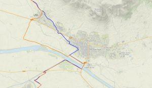 ruta alternativ Pirinexus entre Ullà i Torroella de Montgrí