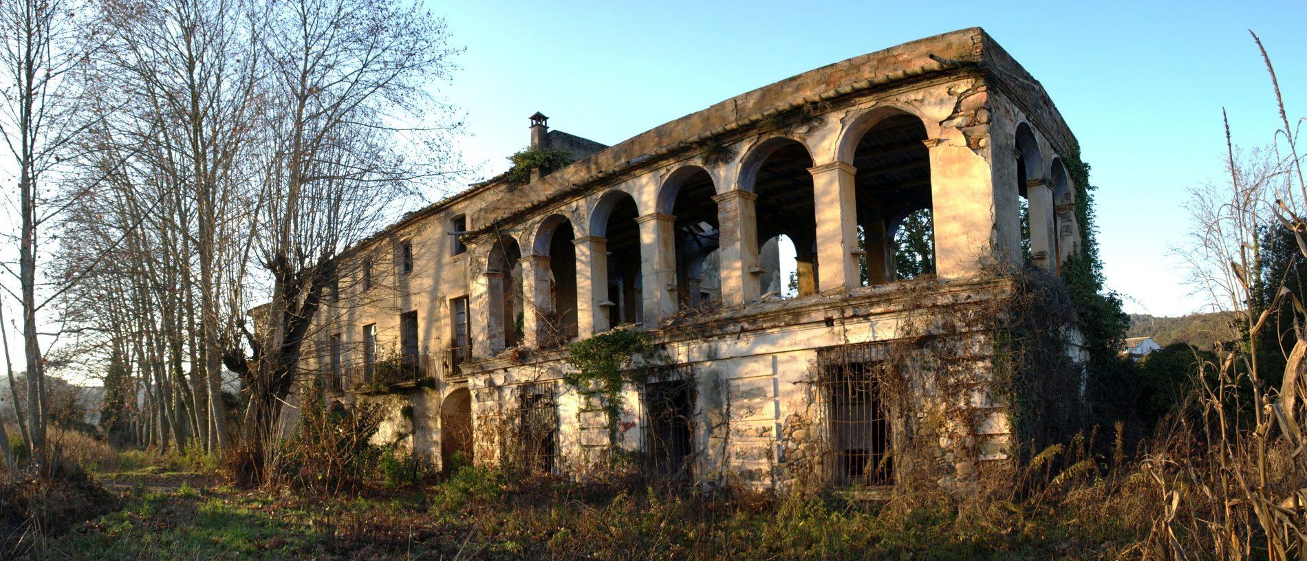Le palais de Berenguer