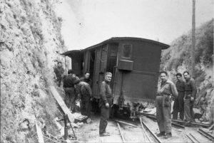 Descarrilament del tren de Sant Feliu de Guíxols